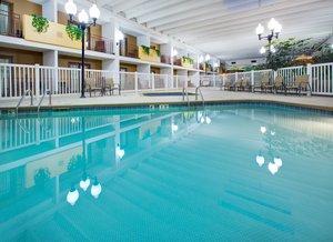 Pool - Holiday Inn Austin