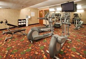 Fitness/ Exercise Room - Holiday Inn Austin