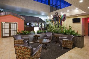 Lobby - Holiday Inn Austin