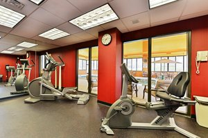 Fitness/ Exercise Room - Holiday Inn Express Painted Post
