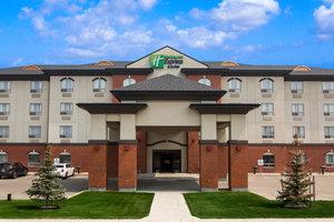 Exterior view - Holiday Inn Express Hotel & Suites Whitecourt