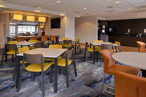 Restaurant - Fairfield Inn & Suites by Marriott Cedar Rapids