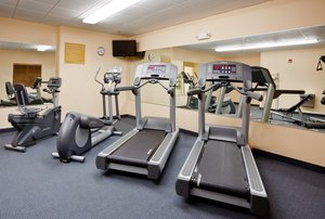 Fitness/ Exercise Room - Candlewood Suites New Bern