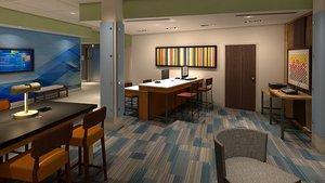 proam - Holiday Inn Express Hotel & Suites Medical Center McAllen