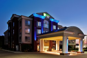 Exterior view - Holiday Inn Express Hotel & Suites West Monroe