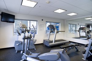 Fitness/ Exercise Room - Holiday Inn Express Hotel & Suites Brookings