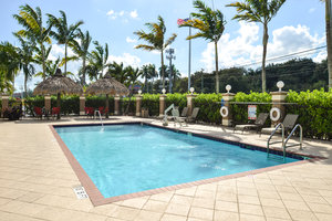 Pool - Holiday Inn Express Hotel & Suites Florida City