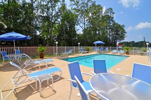 Pool - Holiday Inn Express Hotel & Suites Bonifay