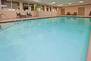 Pool - Holiday Inn Express Hotel & Suites Greenwood