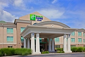 Exterior view - Holiday Inn Express Hotel & Suites Greenwood