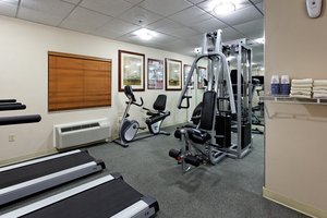 Fitness/ Exercise Room - Candlewood Suites Tuscaloosa