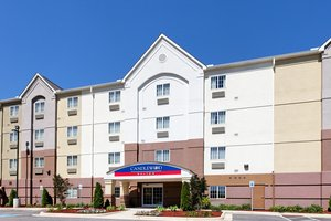 Exterior view - Candlewood Suites Tuscaloosa