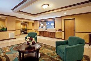 Lobby - Holiday Inn Express Tuscola