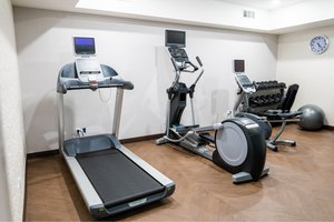 Fitness/ Exercise Room - Holiday Inn Express Hotel & Suites Lake Forest