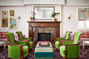 Lobby - Graduate Columbia Hotel USC