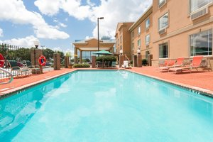 Pool - Holiday Inn Express Harvey