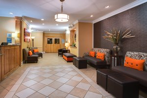 Lobby - Holiday Inn Express Harvey