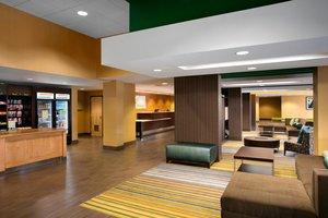 Lobby - Holiday Inn South County Center St Louis
