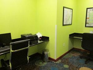 proam - Holiday Inn Express Hotel & Suites Newell
