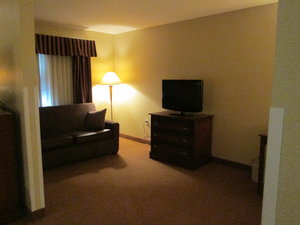 - Holiday Inn Express Hotel & Suites Newell