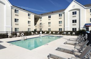 Pool - Candlewood Suites Airport Savannah