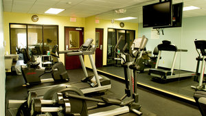 Fitness/ Exercise Room - Holiday Inn Express Hotel & Suites Waller
