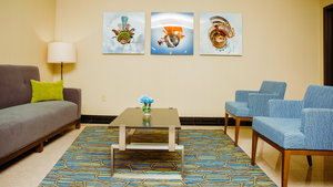 Lobby - Holiday Inn Express Hotel & Suites Waller