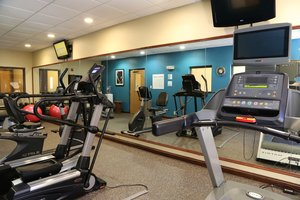 Fitness/ Exercise Room - Holiday Inn Express Hotel & Suites Cleveland