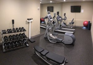 Fitness/ Exercise Room - Holiday Inn Express Hotel & Suites Woodbury