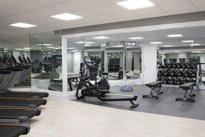 Fitness/ Exercise Room - Crowne Plaza Ravinia Hotel Atlanta