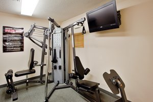 Fitness/ Exercise Room - Candlewood Suites Colonial Heights