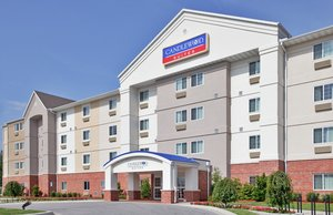Exterior view - Candlewood Suites South Springfield