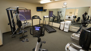 Fitness/ Exercise Room - Candlewood Suites South Springfield