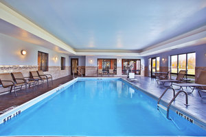 Pool - Holiday Inn Express Hotel & Suites Springfield