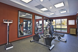 Fitness/ Exercise Room - Holiday Inn Express Hotel & Suites Springfield