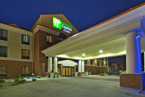 Exterior view - Holiday Inn Express Hotel & Suites Springfield