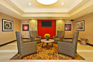 Lobby - Holiday Inn Express Hotel & Suites Springfield