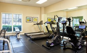 Fitness/ Exercise Room - Holiday Inn College Park