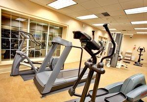 Fitness/ Exercise Room - Holiday Inn Resort Anaheim