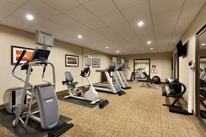 Fitness/ Exercise Room - Staybridge Suites Midland