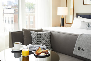 Suite - Whitney Hotel Beacon Hill Boston