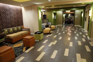Lobby - Holiday Inn Express Hotel & Suites Madison