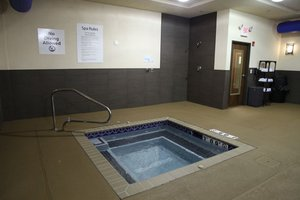 Pool - Holiday Inn Express Hotel & Suites Madison