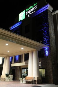 Exterior view - Holiday Inn Express Hotel & Suites Madison