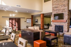 Lobby - Staybridge Suites Schererville