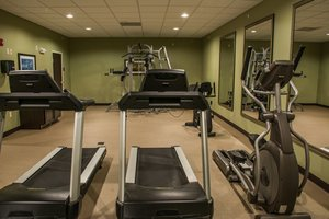 Fitness/ Exercise Room - Staybridge Suites Schererville