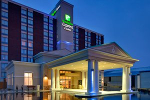 Exterior view - Holiday Inn Express Hotel & Suites Chatham