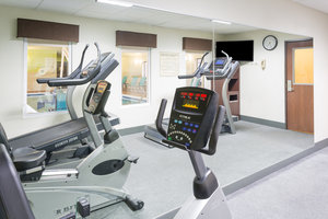 Fitness/ Exercise Room - Holiday Inn Express Princeton