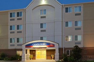 Exterior view - Candlewood Suites River Ranch Lafayette