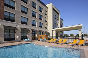 Pool - Holiday Inn Express Hotel & Suites Northwest Frisco